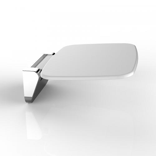 wall mounted foldable bath shower seat